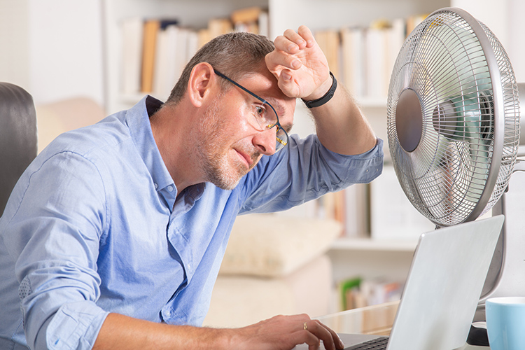 Building Heat Sources Can Overwhelm HVAC Systems in Summer