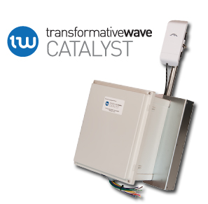 reduce HVAC energy costs with transformative wave catalyst