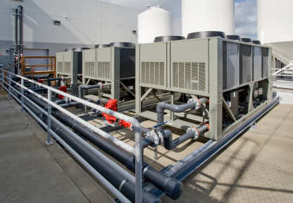 Soft Starters Installed on Pharma Plant Project